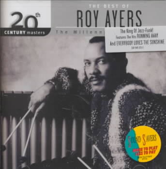 20TH CENTURY MASTERS:MILLENNIUM COLLE BY AYERS,ROY (CD)